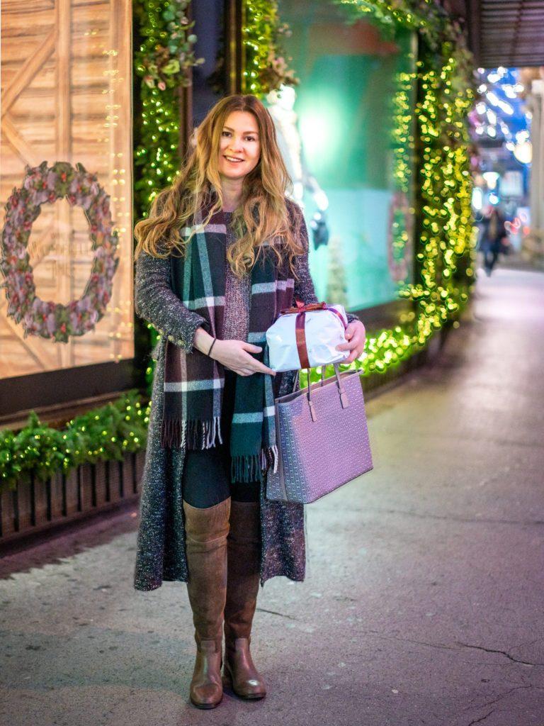 Christmas shopping Zurich Avilavi Blog